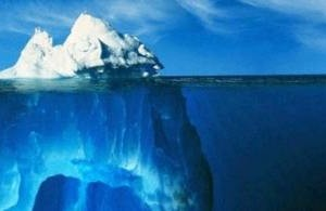 Content: voorbij het topje van de ijsberg