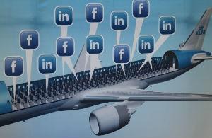 KLM maakt business social met nieuwe Meet & Seat concept