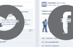Twitter versus Facebook: denk na over de content
