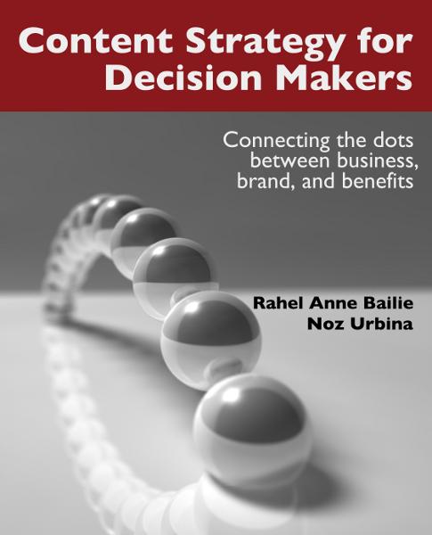 Lees de uitgebreide recensie van 'Content Strategy for Decision Makers'