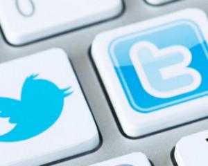 Toetsenbord met social media icons