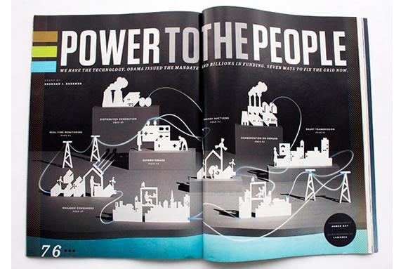 Deze illustratie in Wired, is het artikel. Het vertelt het verhaal.