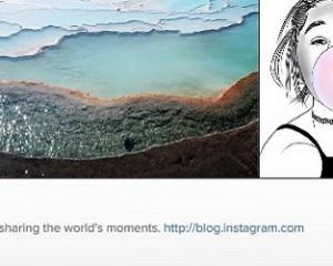 Inspirerende Instagram-voorbeelden