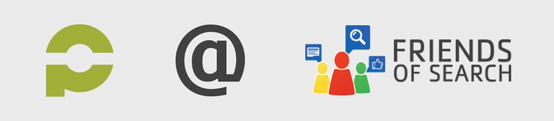 afbeelding logo presenter bij logo friends of search