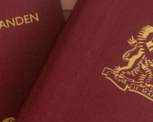 Nederlandse paspoorten
