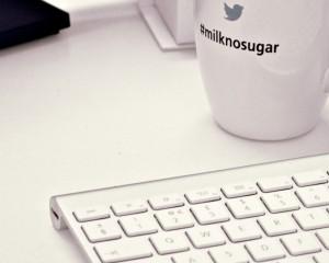 Social media tone of voice