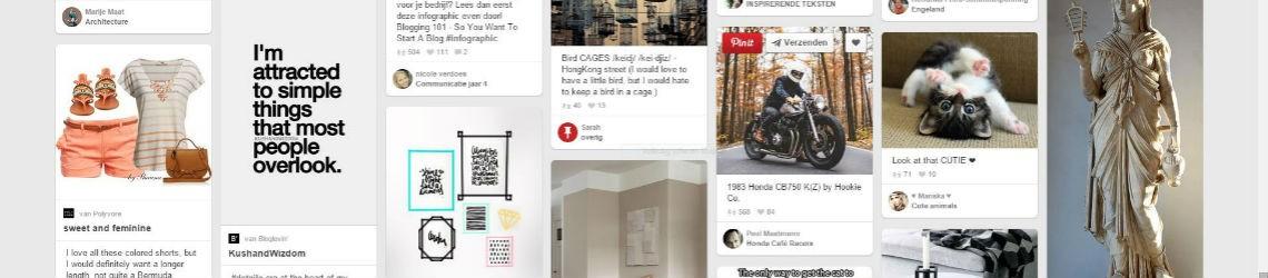 Pinterest voor bedrijven: hoe, wat en waarom