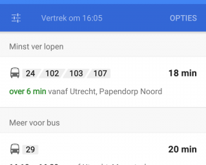 Google Maps OV screenshot