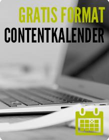 Contentkalender: gratis handig Excelsjabloon downloaden