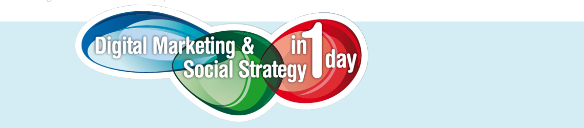 Vier lessen die ik leerde tijdens Digital Marketing & Social Strategy in 1 day