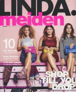 LINDA. Cover LindaMeiden Najaar 2015