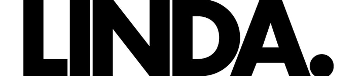 Logo LINDA. Magazine