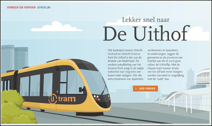 Provincie Utrecht Magazine: leuke en interessante contentmarketing