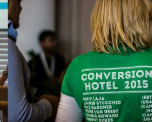 conversion hotel 2015