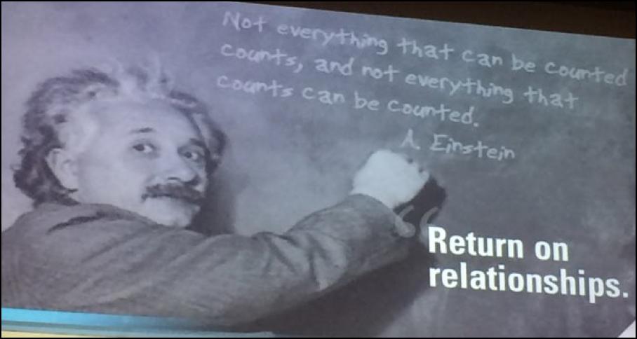 Jeroen van de Ven: Return on relationships (ROR)