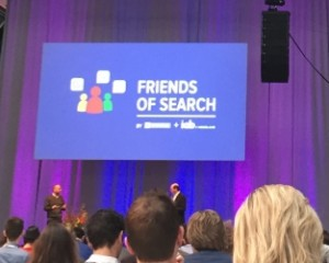 Friends of Search 2016
