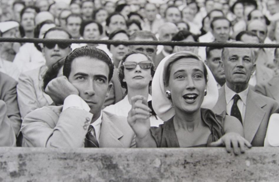 Momentum in de fotografie van Henri Cartier-Bresson
