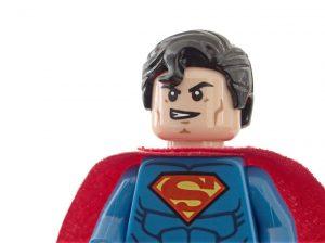 Superman is hét voorbeeld van een protagonist.