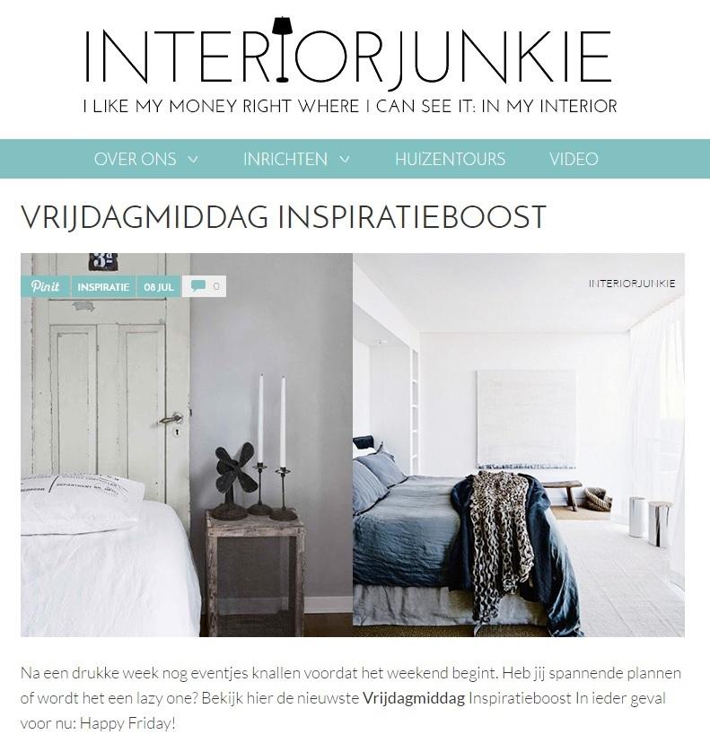 Hub-content Interior Junkie