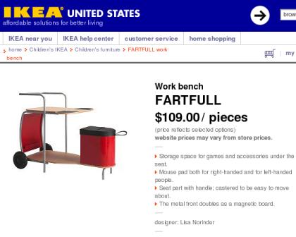Ikea taalmisser Fartfull
