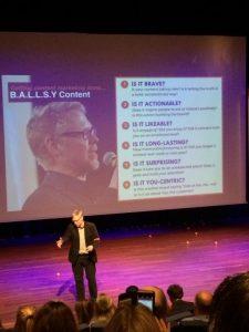 Contentmarketing checklist ballsy content